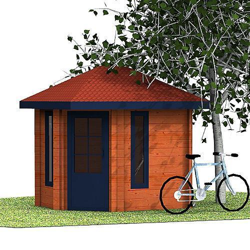 holzhaus bauen bauanleitung holzh user selber aufbauen. Black Bedroom Furniture Sets. Home Design Ideas