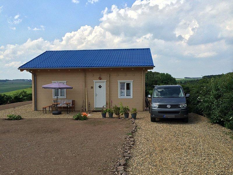 Ein Ferienhaus für Heimwerker