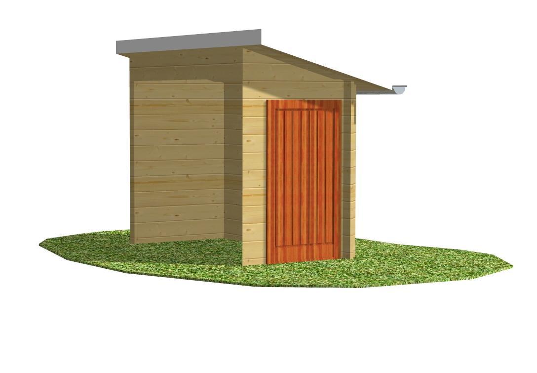 Geräteschuppen Holzgerätehaus Anbau Gerätehaus Kaufen