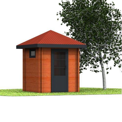 Gartenhaus Aurora Design-Gartenhaus