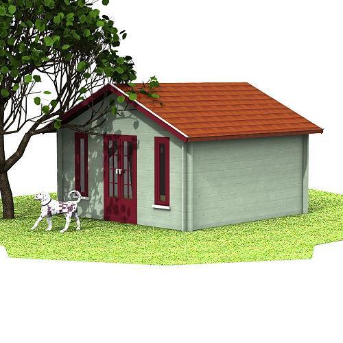 Gartenhaus Daavid Design-Gartenhaus