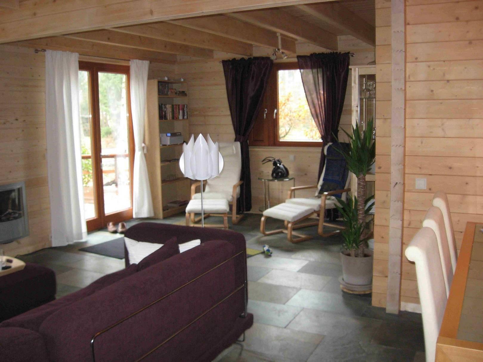 Holzhaus Inneneinrichtung holzhaus carina einfamilienhaus von blockhaus 24