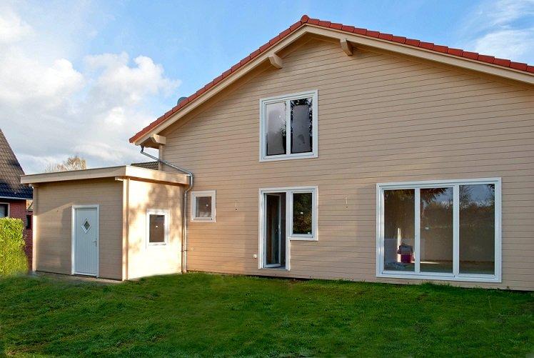 Ausbauhaus: hochwertig und sicher bauen mit Holzrahmenbau