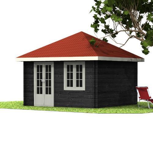Gartenhaus Esko Design-Gartenhaus