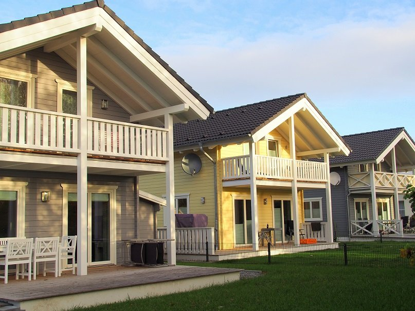 Ferienhaus – Kurze Bauzeit mit Holzrahmenbauweise