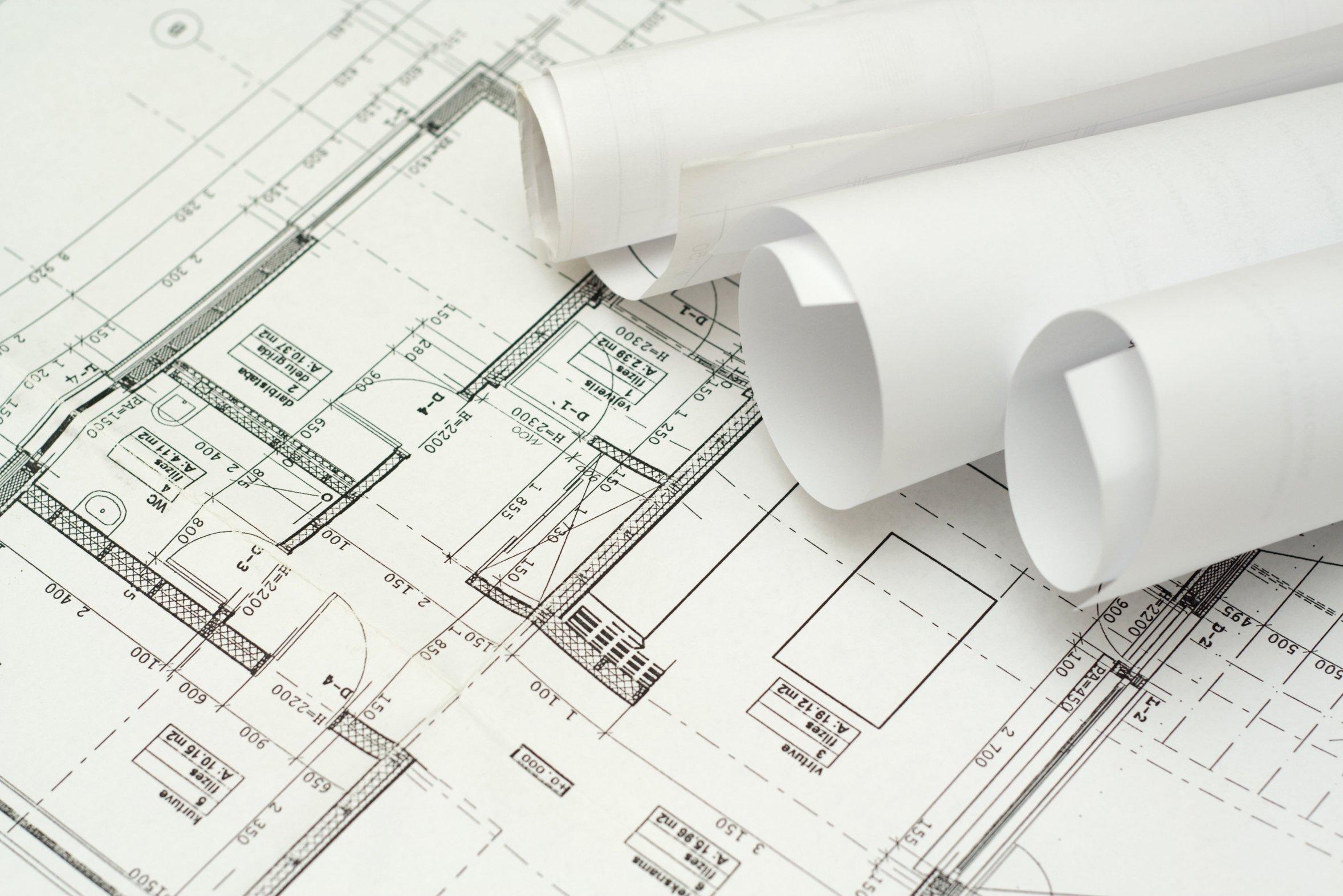Planung Holzhaus