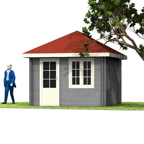 Gartenhaus Henrik Design-Gartenhaus