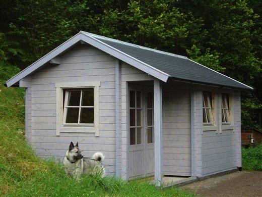 Gartenhaus Viljo Design-Gartenhaus