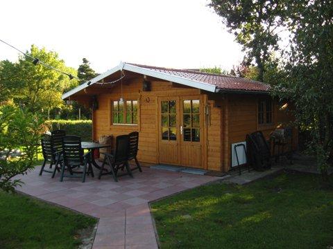 Gartenhaus Impi Gartenhaus Satteldach
