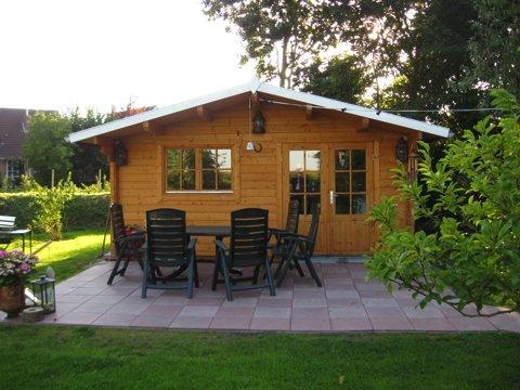 Gartenhaus Kaspari Gartenhaus Satteldach