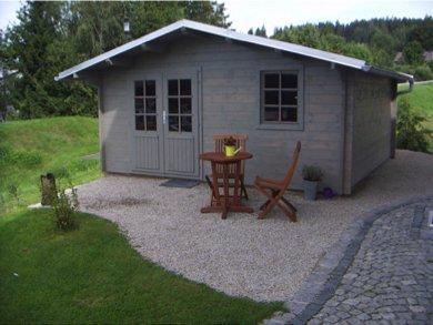 Gartenhaus Joseppi Gartenhaus Satteldach