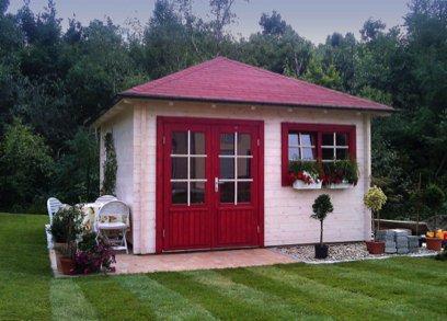 Gartenhaus Veli Design-Gartenhaus