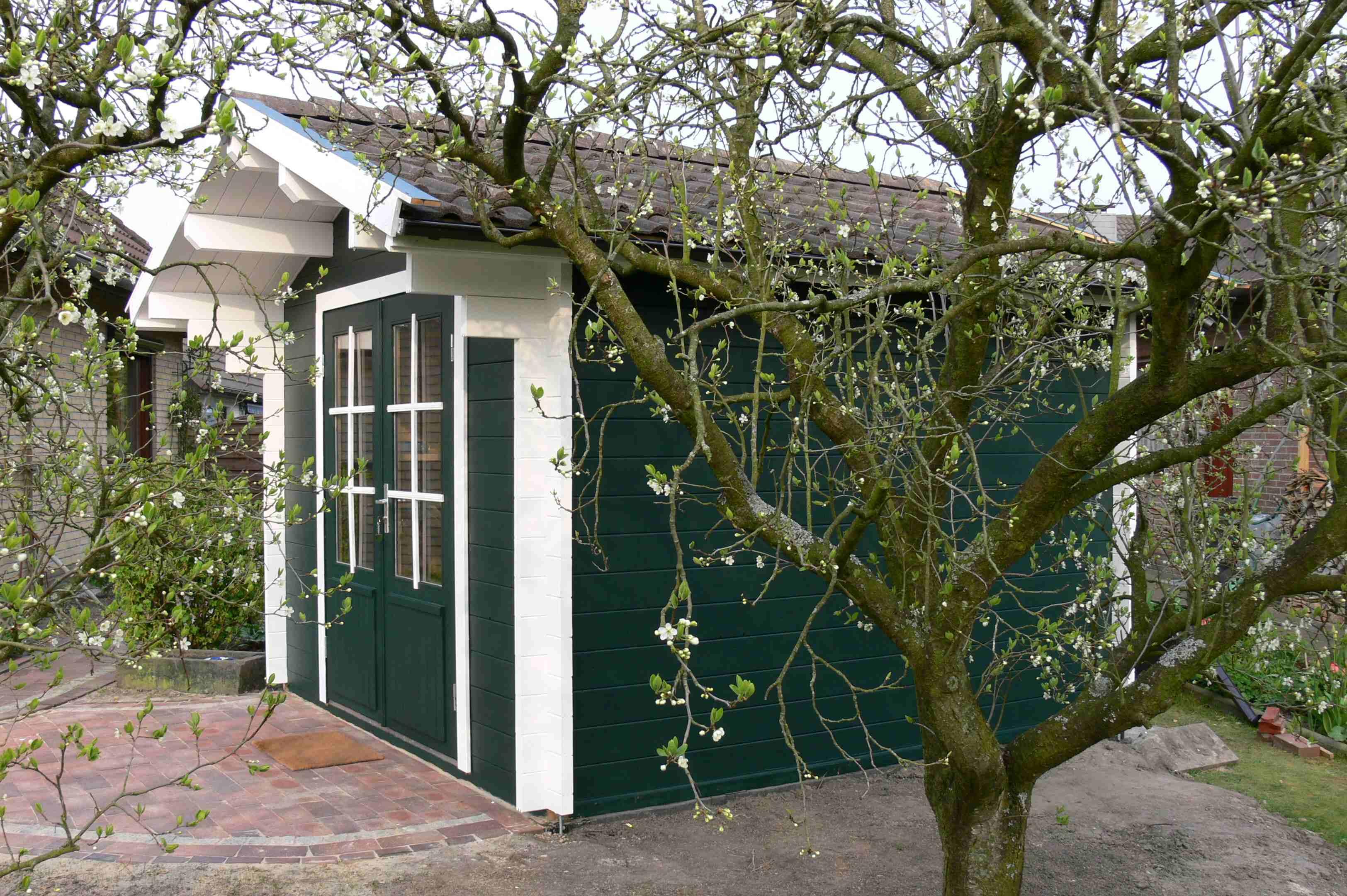 Gartenhaus Baugenehmigung: Was ist zu beachten?