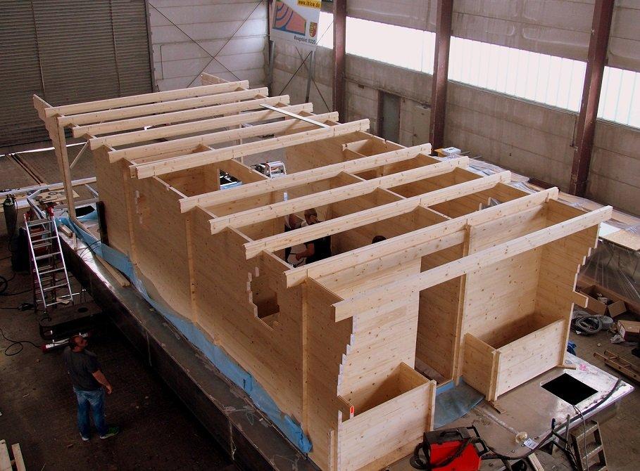 ihr individueller hausboot bausatz dr jeschke. Black Bedroom Furniture Sets. Home Design Ideas