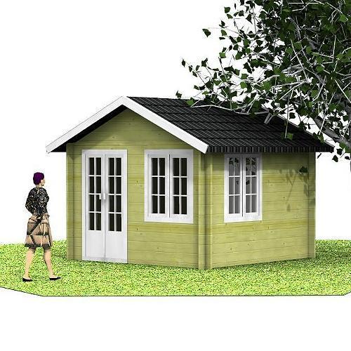 Gartenhaus Hanna Design-Gartenhaus