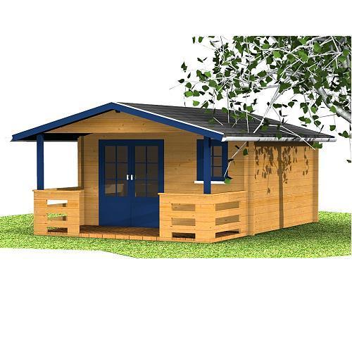 Gartenhaus Miro Gartenhaus Satteldach