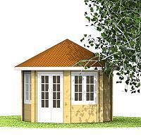 Holzpavillon Miska Holzpavillon
