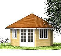 Holzpavillon Niklas Holzpavillon