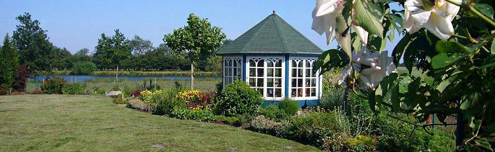 Der Sommerpavillon