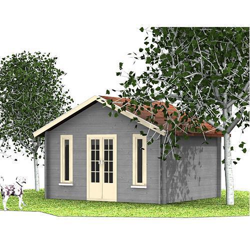 Gartenhaus Petri Design-Gartenhaus