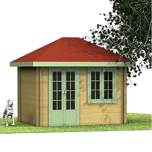 Gartenhaus Tarja Design-Gartenhaus