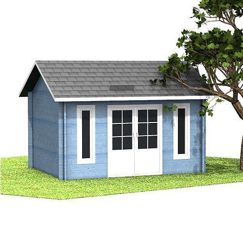 Gartenhaus Tatu Design-Gartenhaus