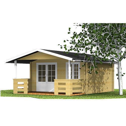 Gartenhaus Usko Gartenhaus Satteldach