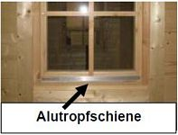 gartenhaus fenster einbau my blog. Black Bedroom Furniture Sets. Home Design Ideas