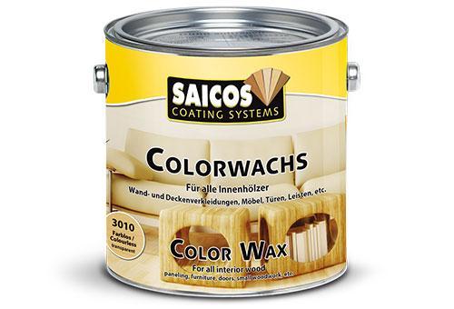 Colorwachs, 2,5 Liter Holzschutzfarben