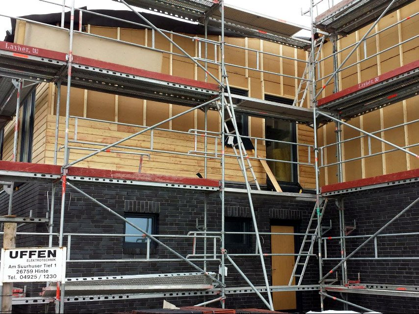 Holzrahmenbau konstruktion  Holzrahmenbau: Günstig, hochwertig und sicher Dr. Jeschke