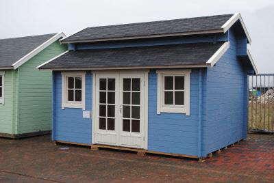 Gartenhaus Piia Design-Gartenhaus