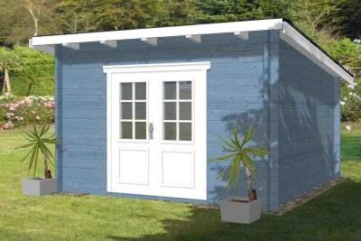 Gartenhaus Eino Gartenhaus Flachdach