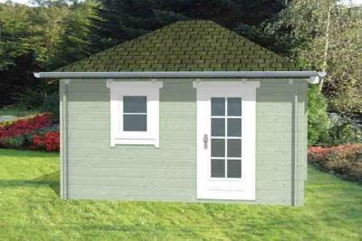 Gartenhaus Ilmo Design-Gartenhaus