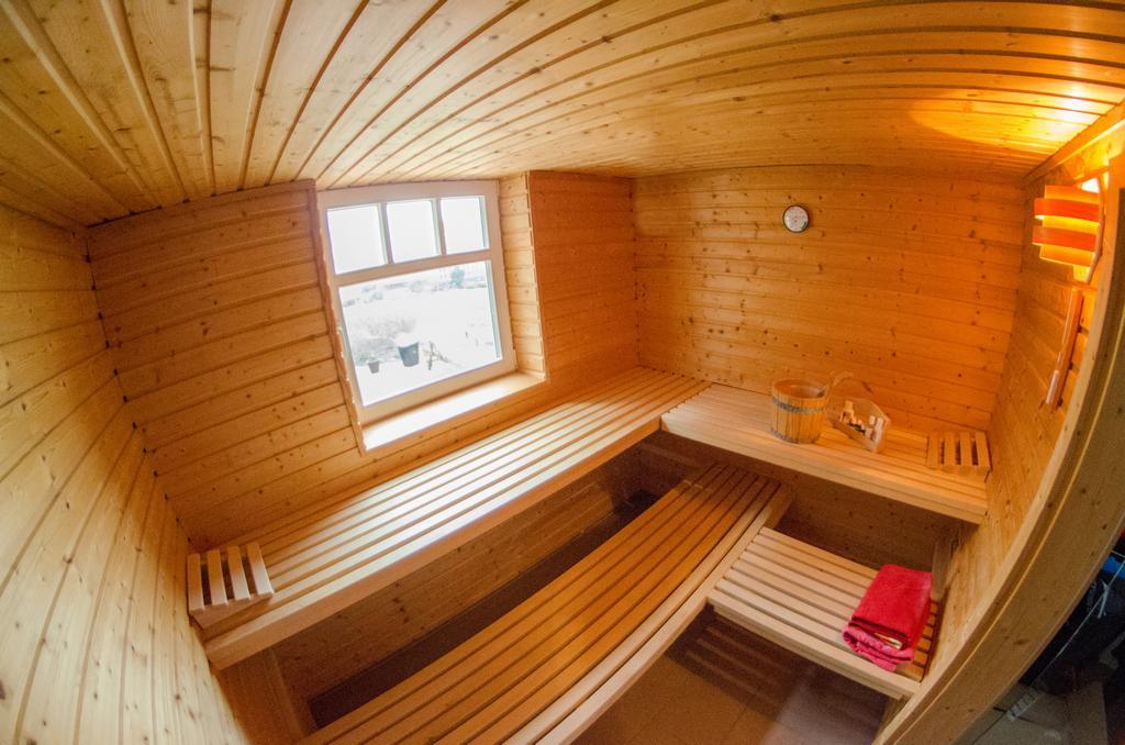 Die Sauna in den eigenen vier Wänden